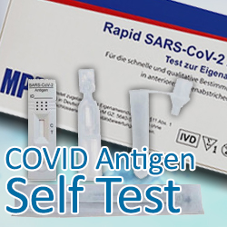 COVID-19 Antigen Self Test