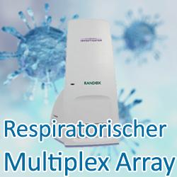 COVID-19 Respiratorischer Multiplex Array