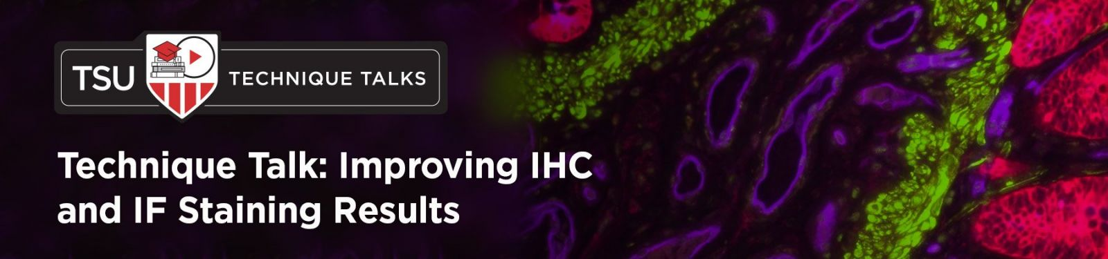 Technique Talk: Improving IHC and IF Staning Results